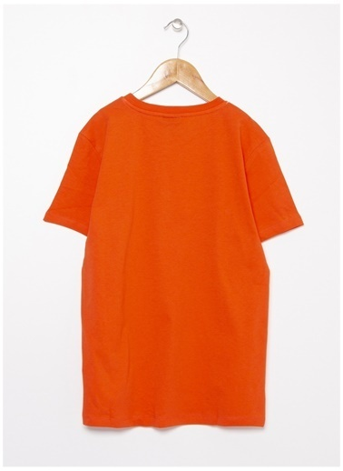 Hummel Tişört Oranj